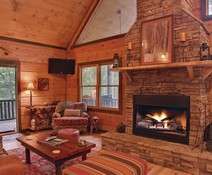 Blue Ridge Cabin Rentals - ALL