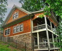 Downtown Blue Ridge Rentals