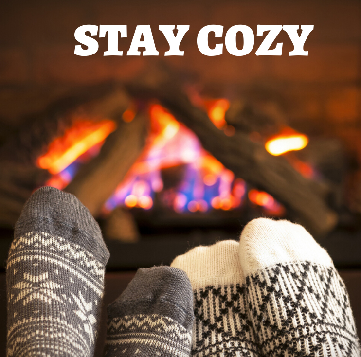 Stay Cozy in Blue Ridge