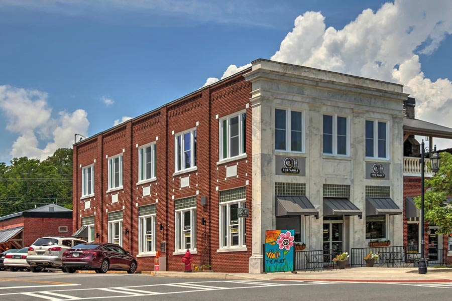 Downtown Blue Ridge