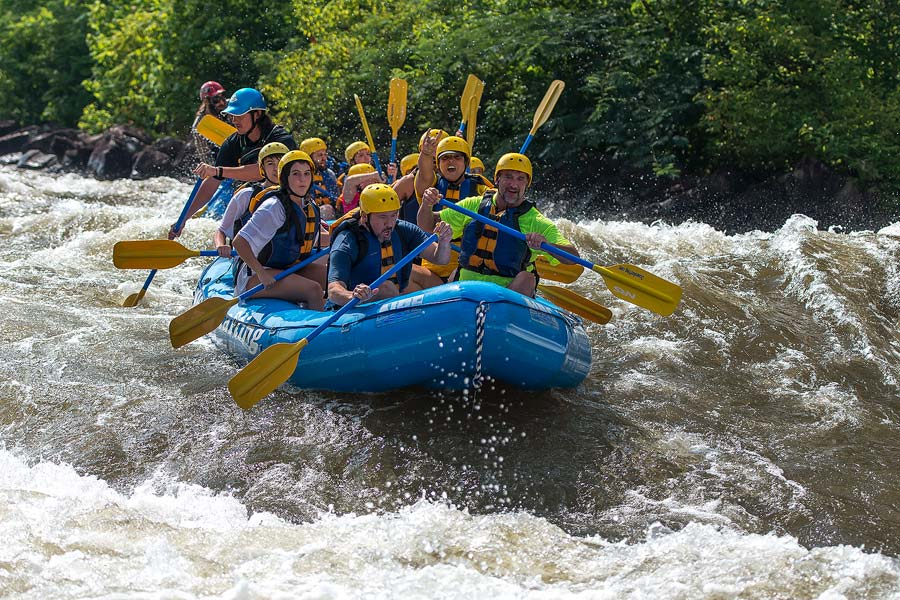 Whitewater Rafting & Tubing
